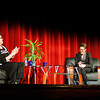 Maddow engaged in a question-and-answer style conversation with Pat Thurston of KGO.<br /> <br /> Photo by Jessica Shirley-Donnelly, JRSD Photography