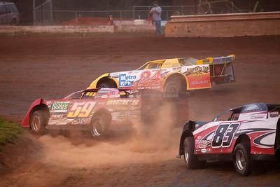 Racing at Farmington