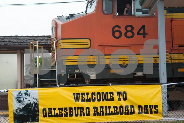 Railroad Days 2012