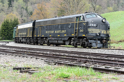 New Tygart Flyer (Western Maryland #243)