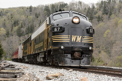 The New Tygart Flyer (Western Maryland #67)