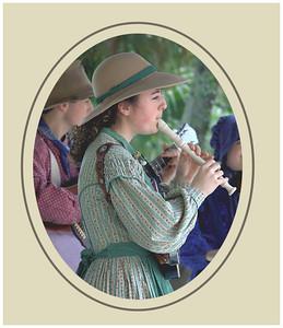 Rainbow Spring State Park - Folk Festival