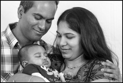 Rajesh & Sudha family pictures