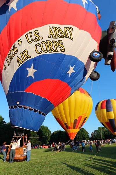 Raleigh Balloonfest