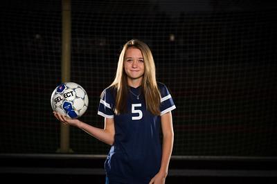 2016 Girls Soccer All-Tribune Team