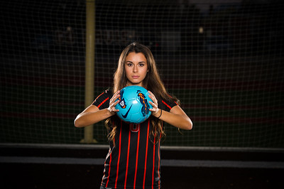 2016 Girls Soccer All-Tribune Team