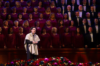 Christmas with Mormon Tabernacle Choir featuring Rolando Villazón