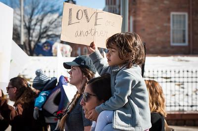 Utah March for Refugees