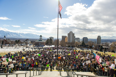 Utah March for Refugees