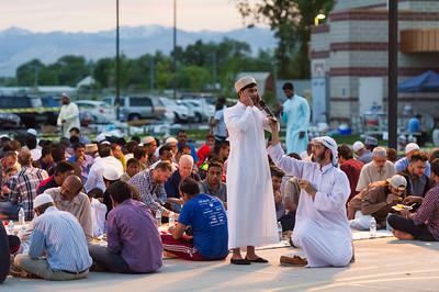 Breaking of Fast for Ramadan