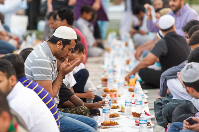 Breaking of Fast for Ramadan