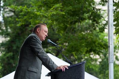 Openly Gay Utah state senator Jim Dabakis