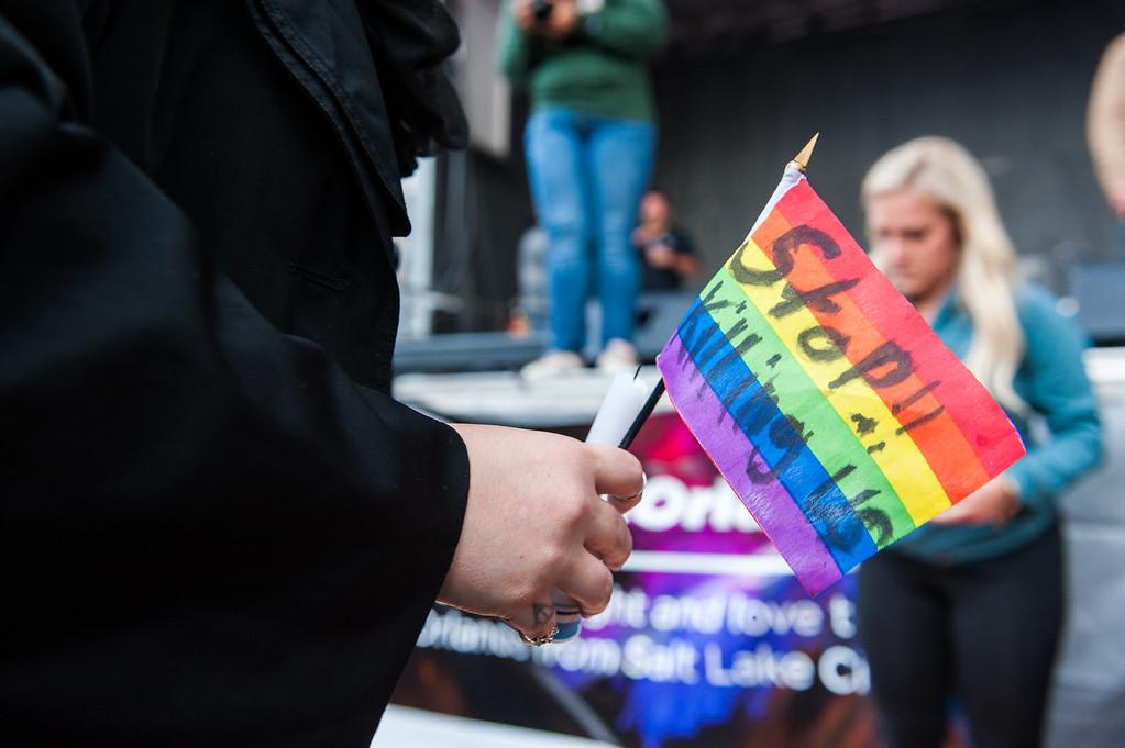 SLC Vigil for Orlando
