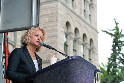Openly Gay Salt Lake City Mayor Jackie Biskupski