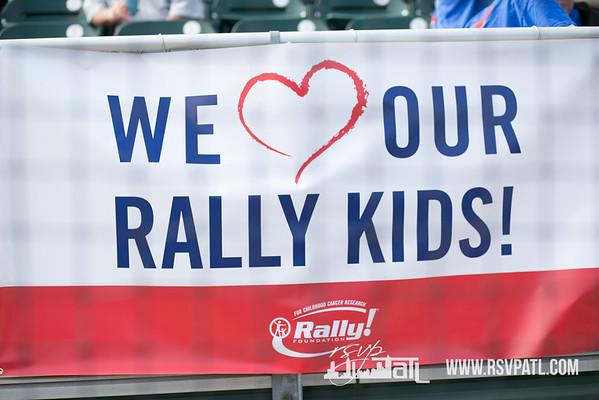 Rally Foundation Celebrity Softball Game - Saturday 11-12-2016