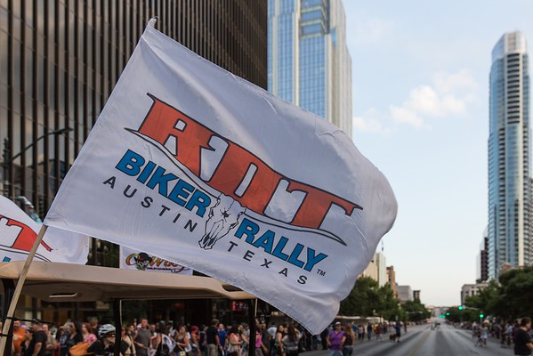 Rally on Texas