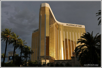 Mandaley Bay Resort and Casino in Las Vegas