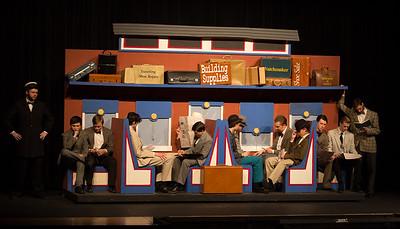 Ralston Valley Theater - The Music Man