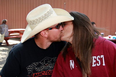 Ramble Jam Kiss Cam 2012