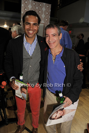 Rafi Sahanoor, Adam Sands<br /> photo by Rob Rich/SocietyAllure.com © 2014 robwayne1@aol.com 516-676-3939