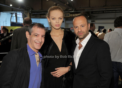 Adam Sands, Valeriya, Artie Dozortsev photo by Rob Rich/SocietyAllure.com © 2014 robwayne1@aol.com 516-676-3939