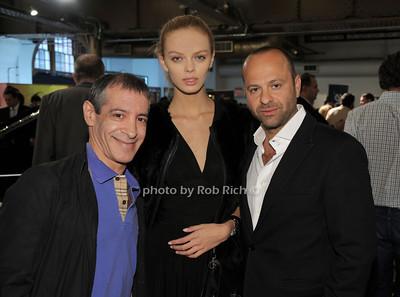 Adam Sands, Valeriya, Artie Dozortsev photo by Rob Rich/SocietyAllure.com © 2014 robwayne1@aol.com 516-676-3939