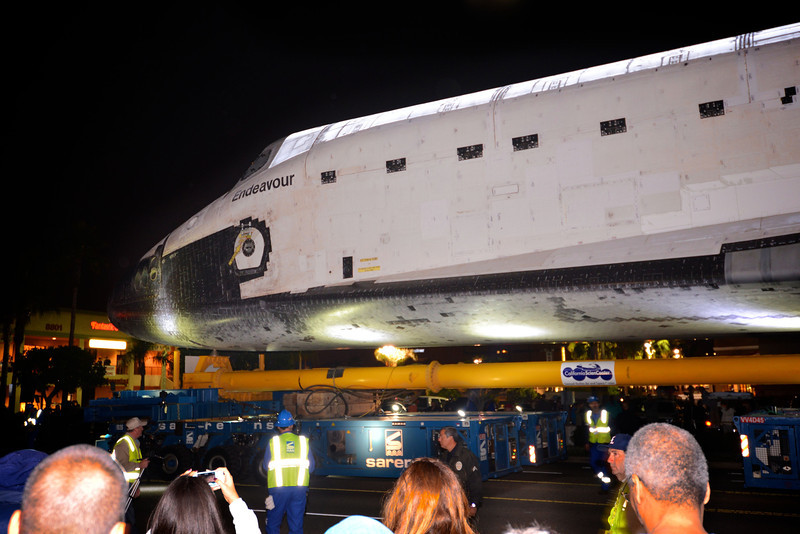 Space Shuttle Endeavour 004