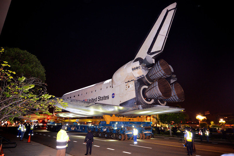 Space Shuttle Endeavour 002