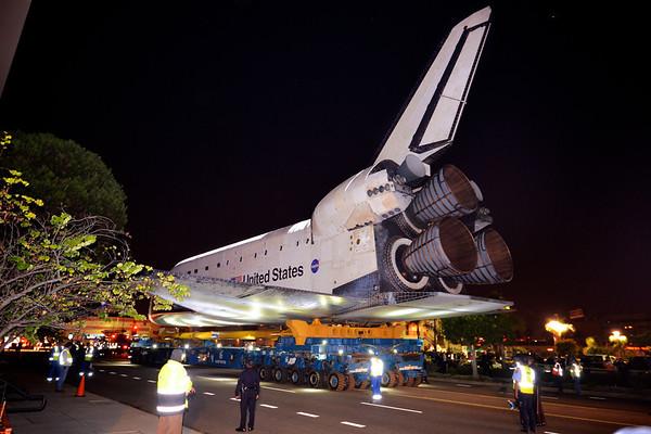 Space Shuttle Endeavour 002