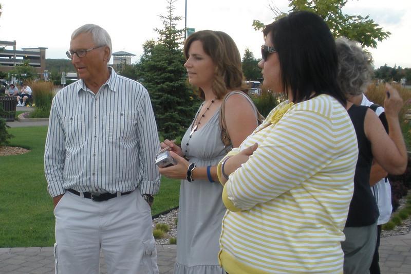 Curt Caughnehy, Jamie Glover, Stephanie