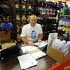 Packet pick-up - Jay Storms