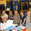 Packet pick-up - EPHS student helpers