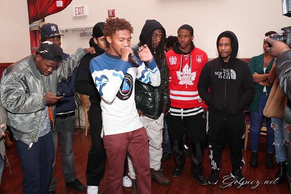 rap showcase newark nj