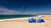 Moss Landing; the beach