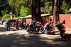 """Today, we're heading to the Mystery spot in Santa Cruz. I lead the ride this time and after a short ride and only one missed turn, we finally arrive here in the middle of the woods where things are just a big mystery... Here's a link to the map of the route: <a href=""""http://tinyurl.com/yha8rg9"""">http://tinyurl.com/yha8rg9</a>"""