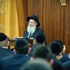 Rav Nosson Tzvi visit NIRC-3348