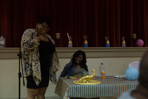 Raven and Lesbern Baby Shower #1
