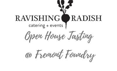 Ravishing Radish Open House