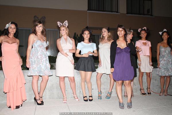 The Hunger. Fashion Show Huntington Beach Aug. 19th 2010