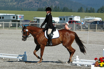 Rebecca Farm, Dressage - July 2006