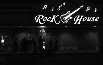 Recoil Rocks The Rock House