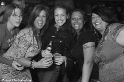 Recoil rocks Kelly's Pub Too 2012