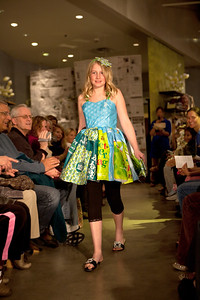 14 APR 2011 BOULDER, CO - Common Threads Recycled to Runway Youth Fashion Show at Anthropologie. Judges: Waylon Lewis, Carolann Wachter, Gina Simpson. Photo by Cameron L. Martindell/offyonder.com