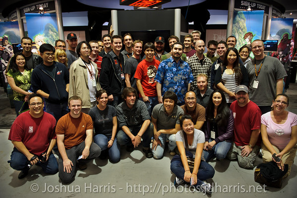 Large chunk of the Firefall team