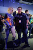 Mark Kern and our first Firefall cosplayer