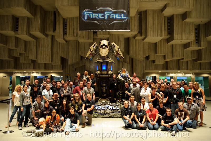Red 5 Studios team