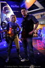 James Macauley and our first Firefall cosplayer