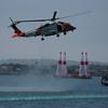 Coast Guard rescue demonstration.