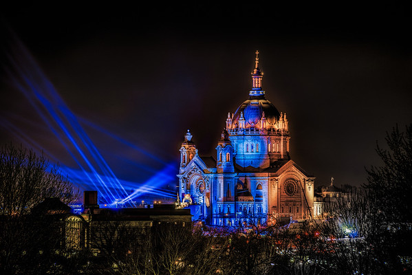 Cathedral of Saint Paul Crashed Ice, Red Bull Crashed Ice 2015