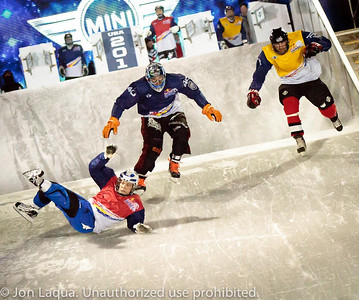 '12 Red Bull Crashed Ice